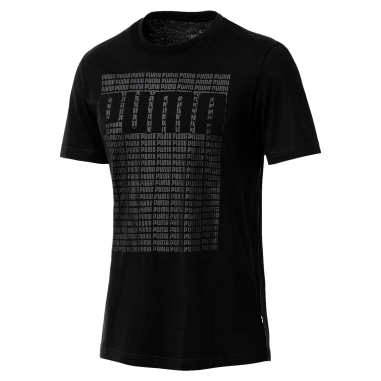 Puma Herren Wording T-Shirt 851542