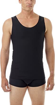 COMPRESSION TANK MEN/'S DOUBLE LAYER  Double POWER 6 PACK SALE MADE IN THE USA