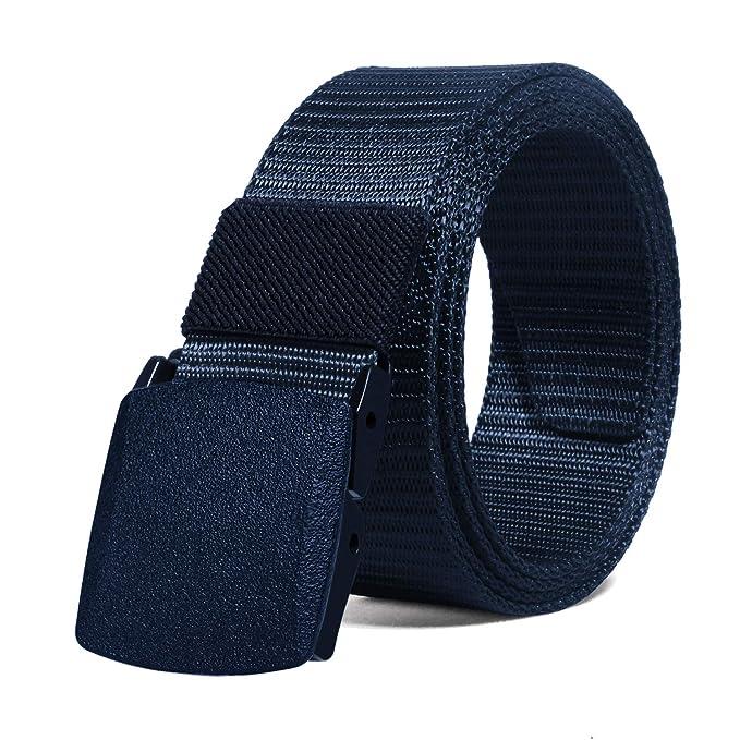98 opinioni per ITIEZY Cintura Militare Nylon Cintura Uomo Lavoro Cintura Tattica Fibbia
