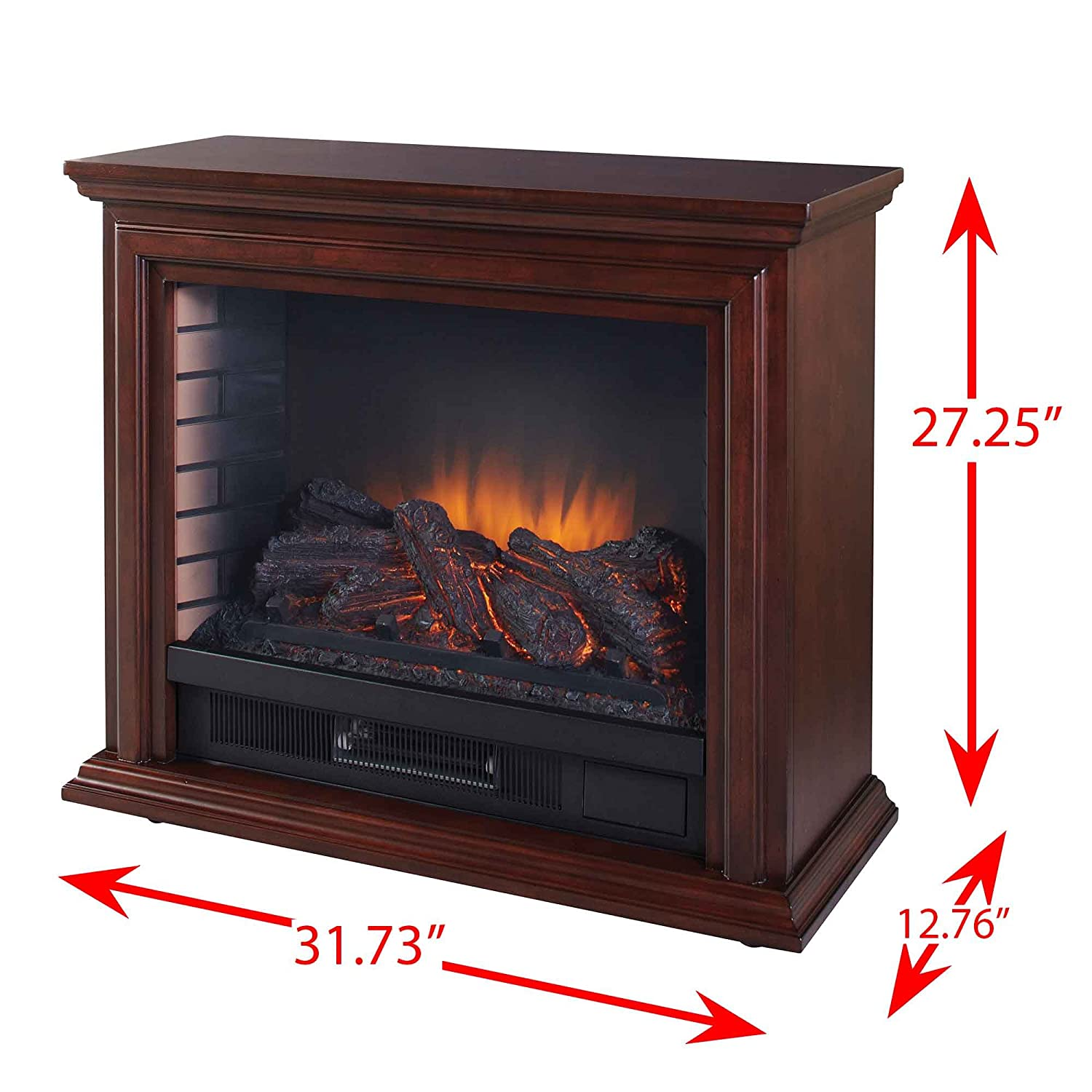 Amazon Com Pleasant Hearth Glf 5002 68 Sheridan Mobile Electric