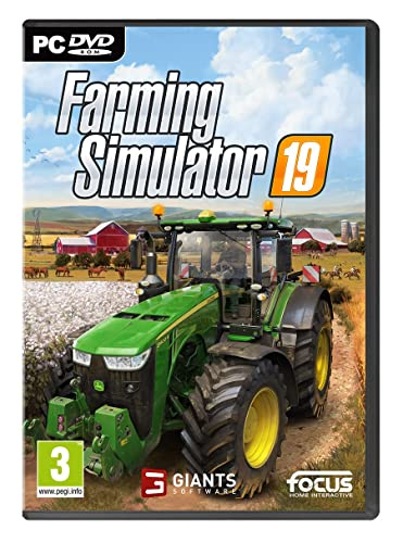 farming simulator 19 pc italiano  Farming Simulator 19 - PC: windows: Focus Home Interactive: Amazon ...