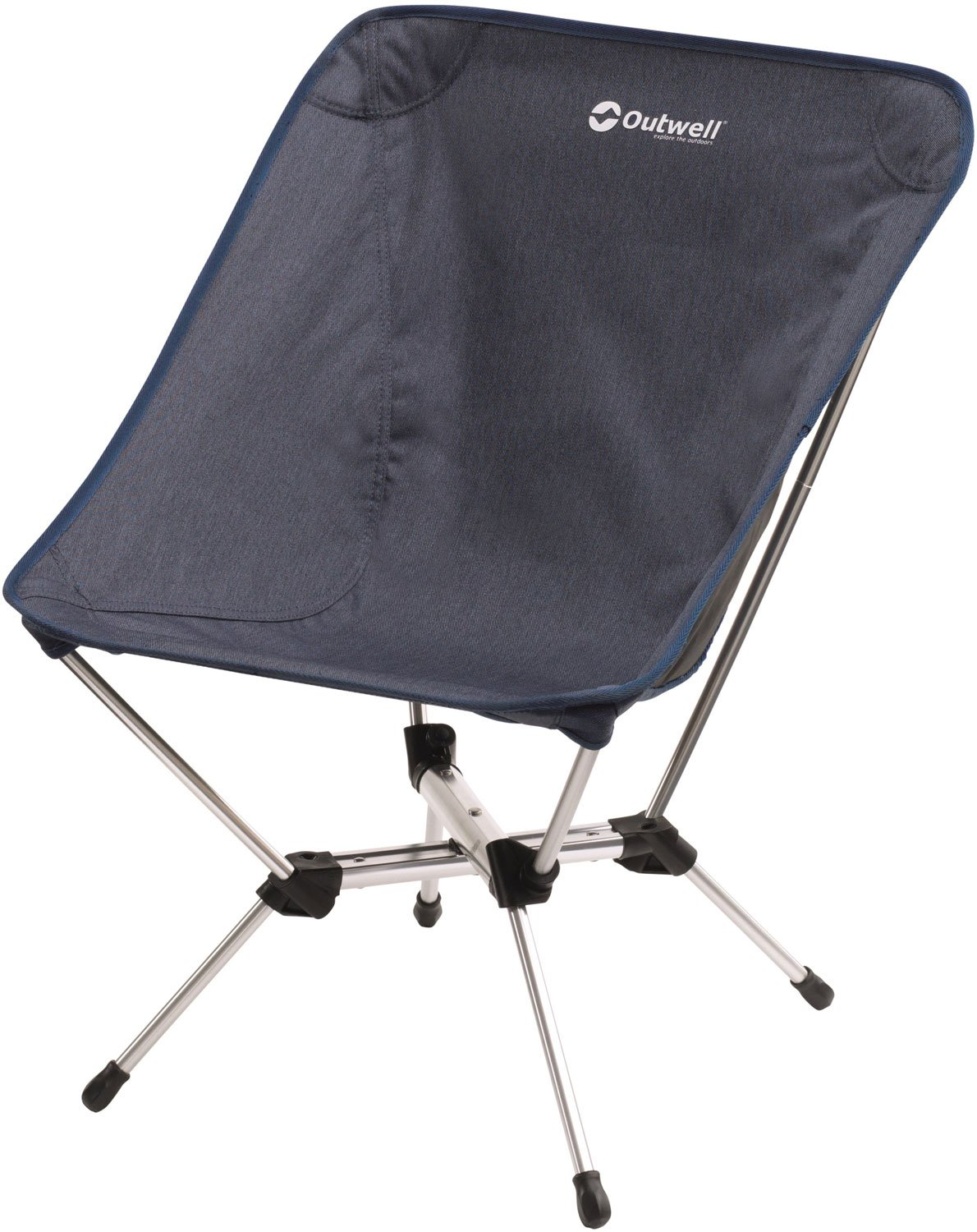 Outwell Mount Conner Campingstuhl, Blau, 46.5 x 50 x 68 cm