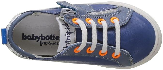 Babybotte Kool, Zapatillas para Niños, Azul (Cobalt 603), 28 EU