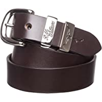 "R. M. Williams 1 1/4"" 3 Piece Solid Hide Belt"
