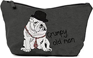 Shruti Designs – Casey Rogers Grumpy Old Man Wash bag 35 cm