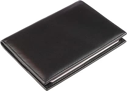 Funda Pasaporte de Piel auténtica con protección RFID - Cartera ...