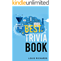 What's the Best Trivia Book: Fun Trivia Games with 1,200 Questions and Answers book cover