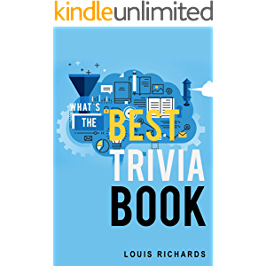 What's the Best Trivia Book: Fun Trivia Games with 4,000+ Questions and Answers