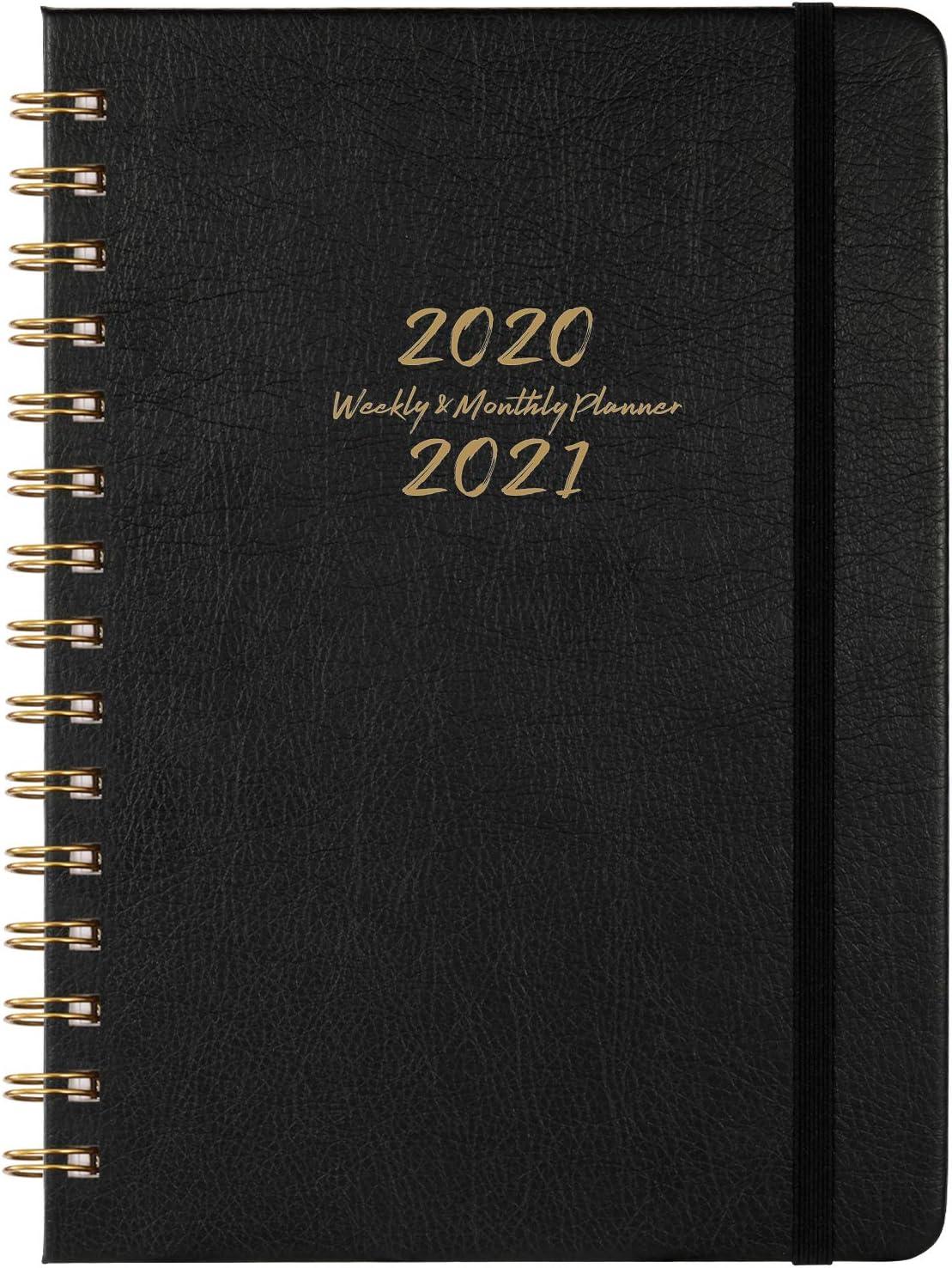Planificador 2020-2021-Planificador semanal, mensual (QNYN)