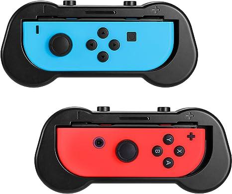 Kit de Agarre para Nintendo Switch Joy-Con, Juego de Detección de ...