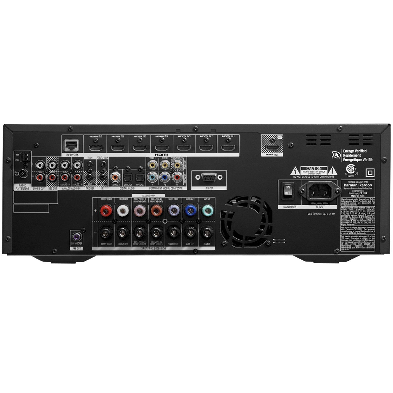 Harman kardon avr 2700 71 channel 100 watt amazon electronics fandeluxe Gallery