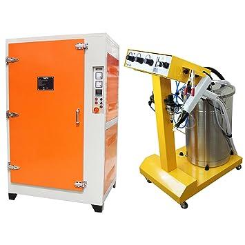T-Mech - Máquina de Pintura en Polvo Electrostática 45 Litros y ...