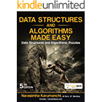 Data Structures and Algorithms Made Easy: Data Structures and Algorithmic Puzzles