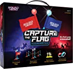Light-up Capture The Flag Game Illuminated - Glow in The Dark