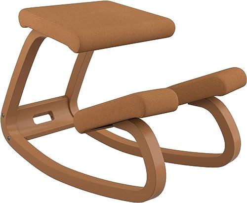 Varier Variable Balans Monochrome Original Kneeling Chair Designed