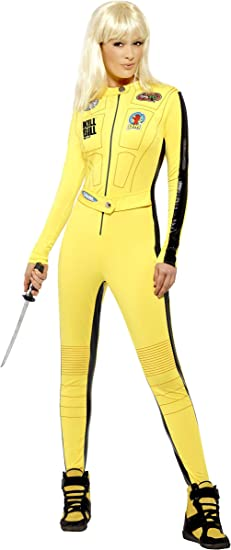 Smiffys-20500S Miffy Licenciado Oficialmente Disfraz de Kill Bill ...