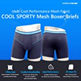FITEXTREME Men's 5 Pack Cool Performance Stretch