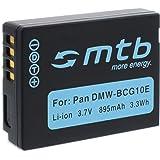 Batería DMW-BCG10E para Panasonic Lumix DMC-TZ27, TZ30, TZ31, TZ65, ZR1