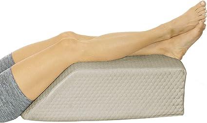 Leg Elevation Wedge Elevator Ortho Pillow Rest Improve Circulation Back Pain