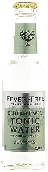 3 opinioni per Tonica Elderflower Fever Tree cl.20