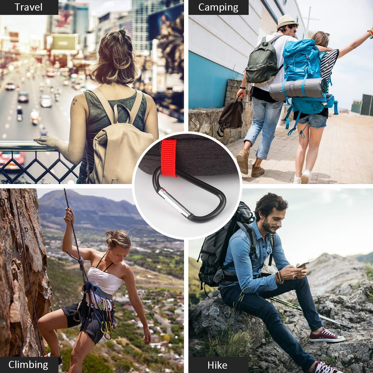 Accesorios de Osmo Pocket Kit de Expansi/ón KIWI design dji Osmo Pocket 4-en-1 Soporte para Tr/ípode Marco Protector con Clip de Mochila Adaptador de Tr/ípode y Adaptador de Tornillo