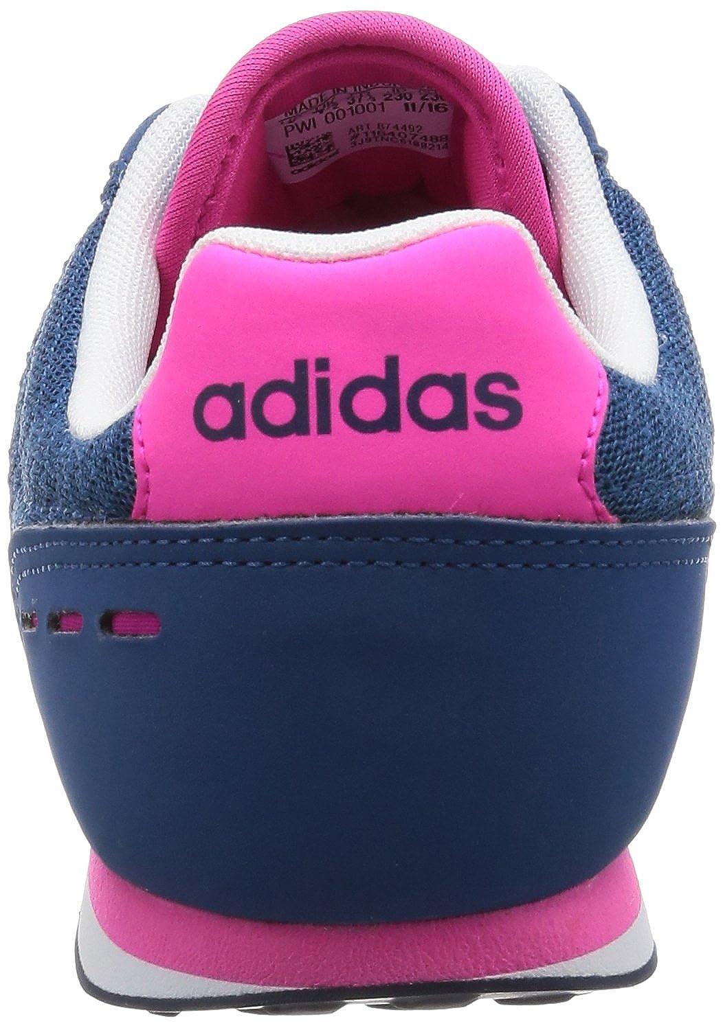 sports shoes 58dde db43c adidas Damen City Racer W Turnschuhe, Core Shock PinkMystery Blue  Amazon.de Schuhe  Handtaschen