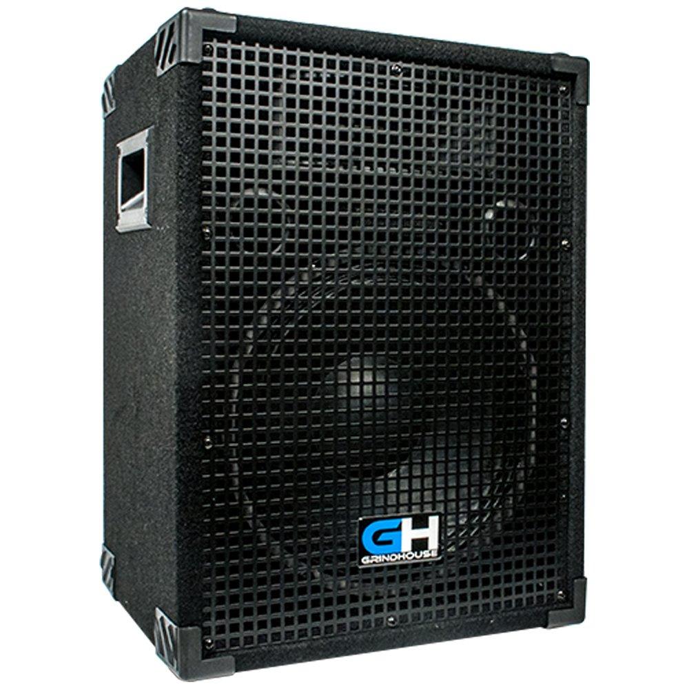 Grindhouseスピーカー – gh12l – パッシブ12インチ2ウェイPA / DJ Loudspeakerキャビネット – 700ワットフル範囲PA / DJバンドライブサウンドスピーカー B0153JFV92