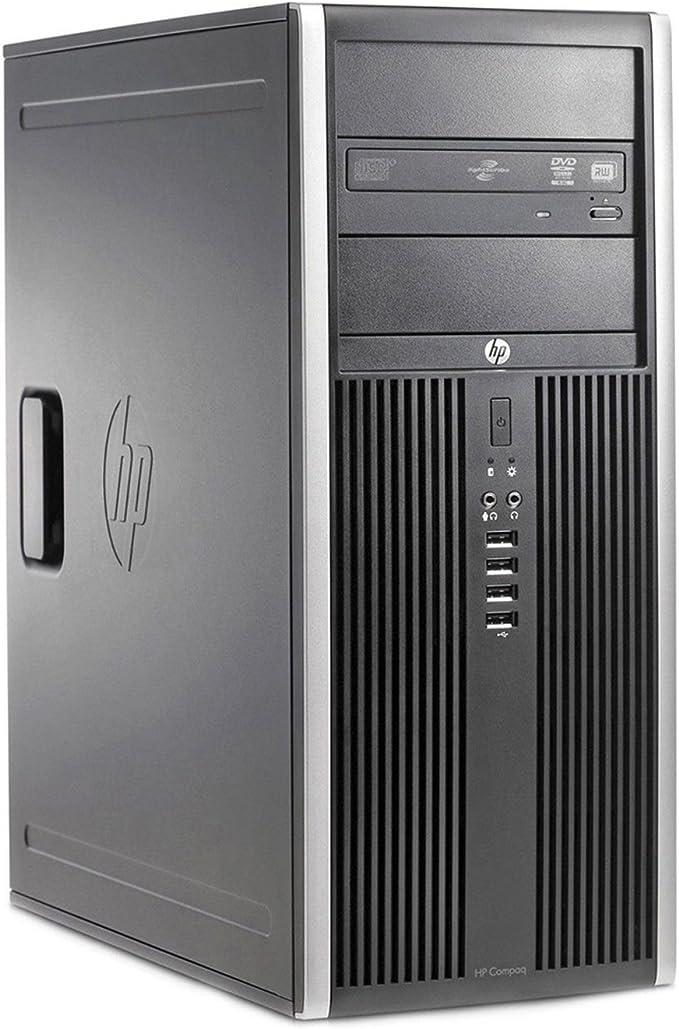 HP Desktop Computer Compaq Pro 6200 MT Intel Core i7-2600 3.40GHz 8GB DDR3 Ram 1TB Hard Drive Windows 10 Pro (Renewed) | Amazon