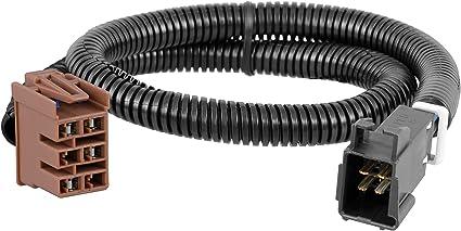 Curt Trailer Brake Control Custom Adapter Harness  #51352