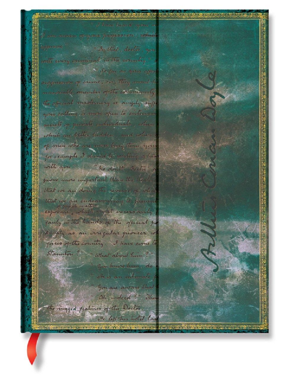 Paperblanks Conan Doyle, Sherlock Holmes Lined Ultra Journal