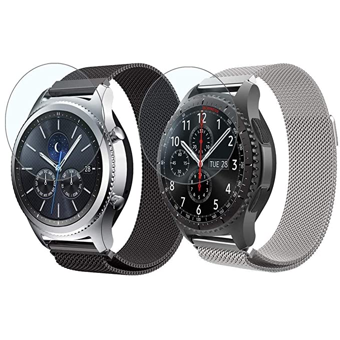 Amazon.com: Valkit Compatible Gear S3 Classic/Frontier Watch ...