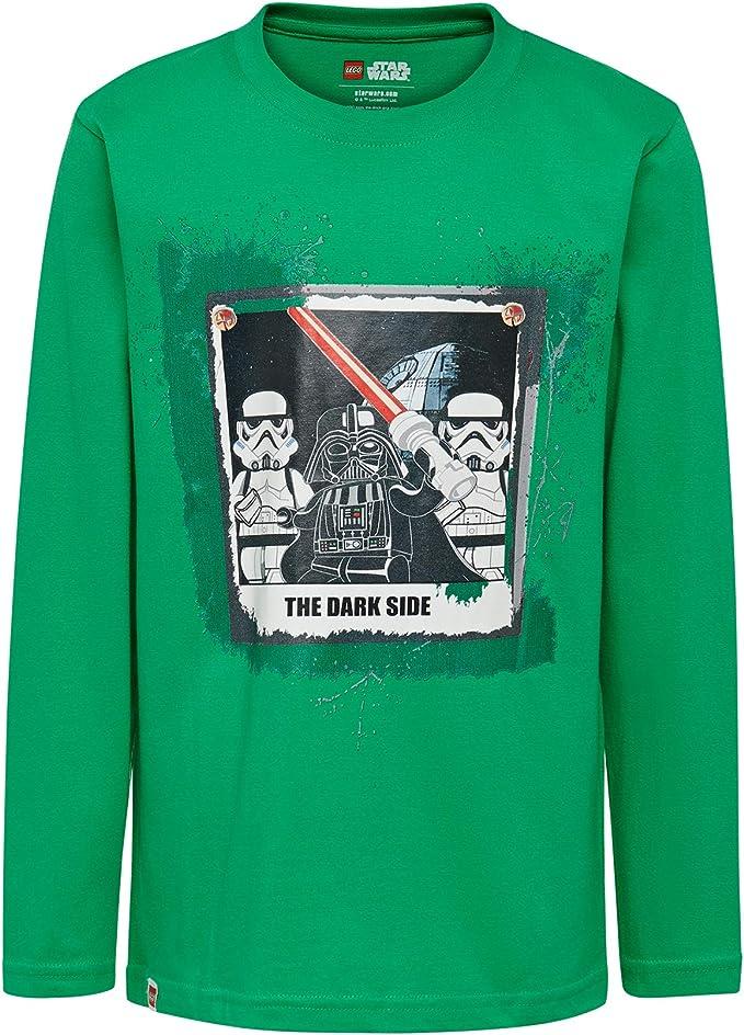 LEGO Star Wars Cm Camisa Manga Larga para Niños: Amazon.es: Ropa y accesorios