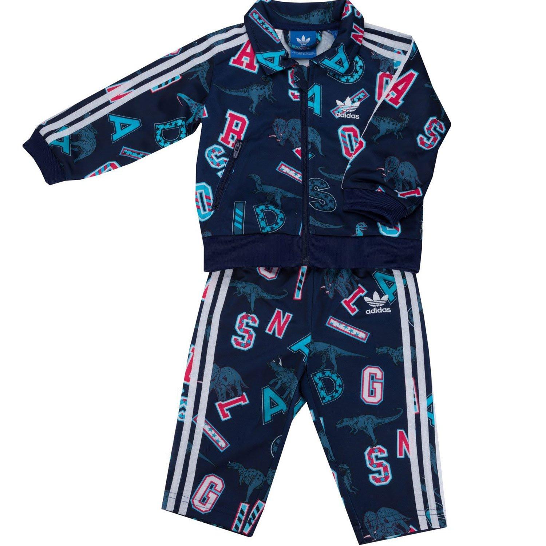 adidas - Chándal - para niño Azul azul 3 años: Amazon.es: Ropa y ...