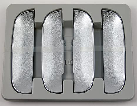 Accesorios para Soul hasta 2010 türgri ffmulden Puerta asas huecos Tuning Door Catch Under Molding