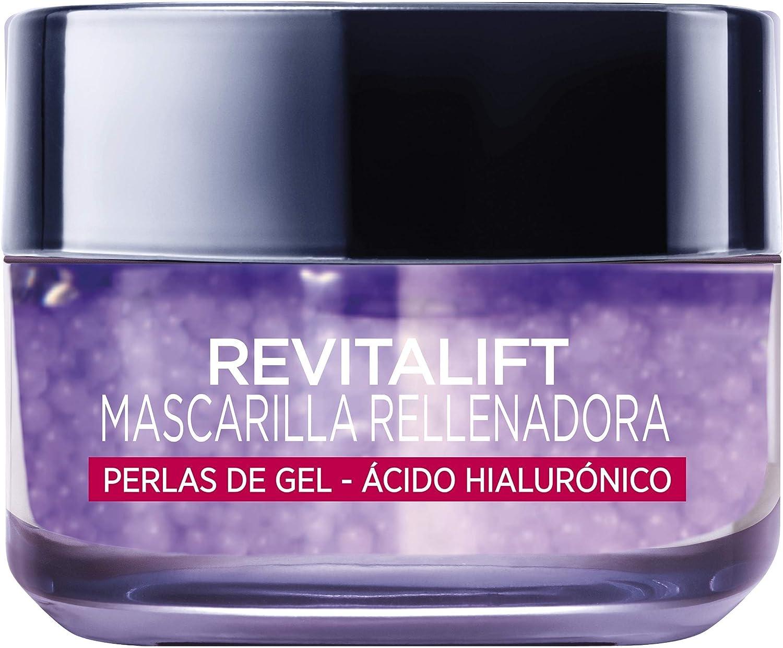 L'Oreal Paris Dermo Expertise Revitalift Filler Mascarilla Rellenadora, Acido Hialurónico - 50 ml