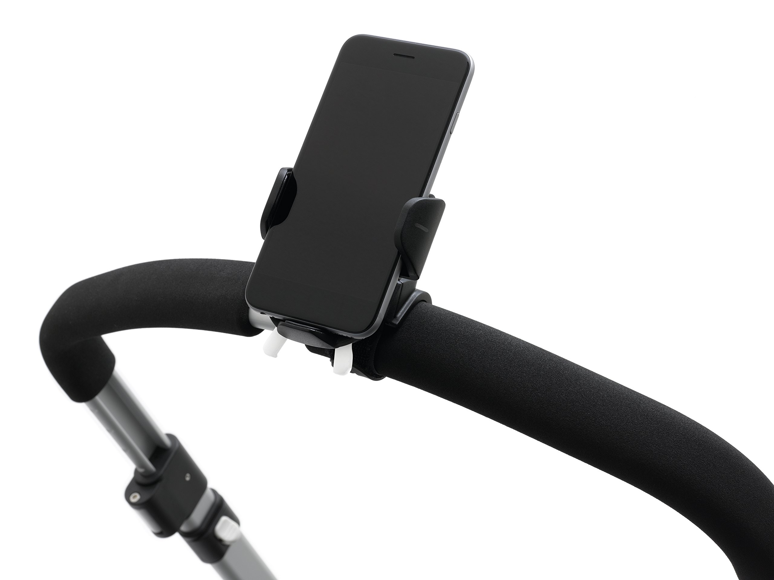 Bugaboo Smart Phone Holder, Black