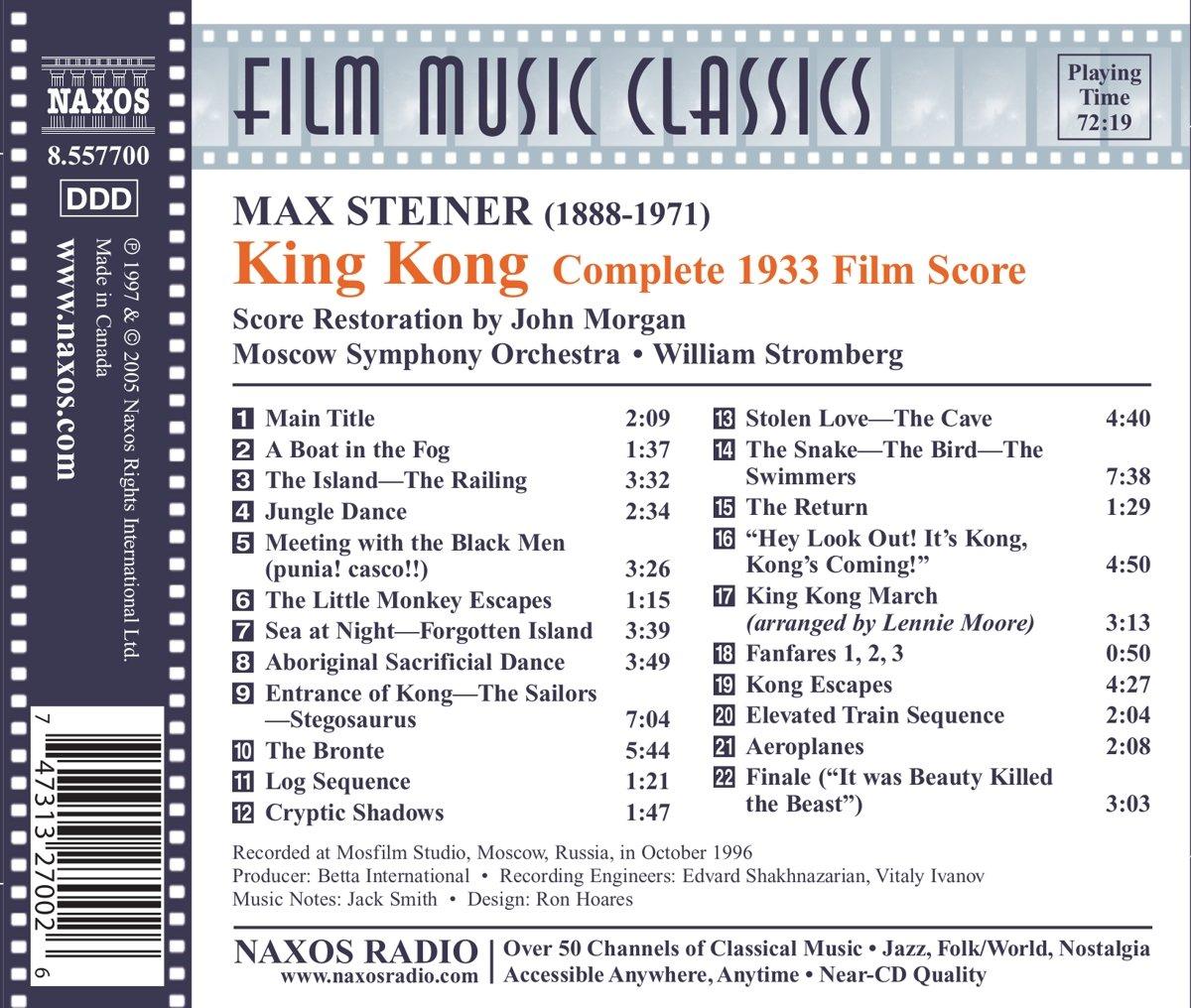 482801aebe3 Max Steiner