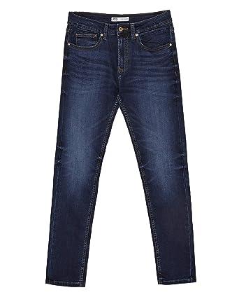 a9c3ca79 Zara Men Tapered Soft Denim Jeans 8235/400: Amazon.com.au: Fashion