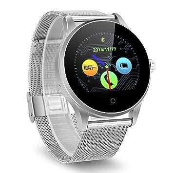 Excelvan K88H Montre Connectée Smartwatch Montre Intelligente Bluetooth V4.0 Podomètre Moniteur de Fréquence Cardiaque