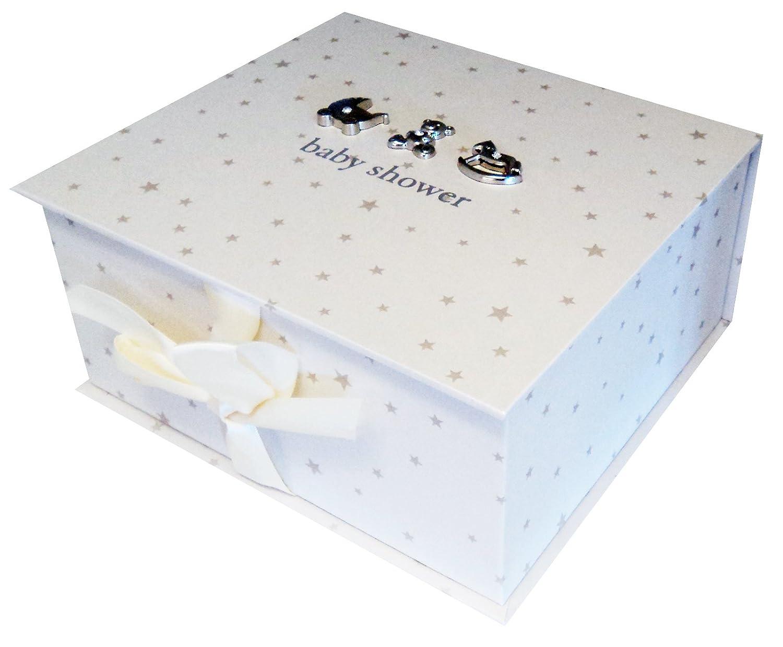 Bambino by Juliana - Baby Shower Keepsake Box - CG1061 - New