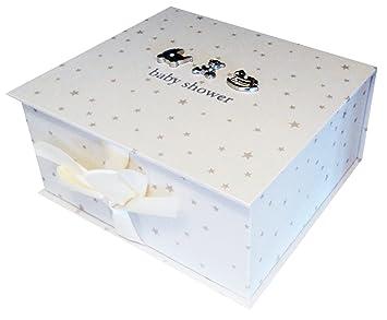 Bambino By Juliana   Baby Shower Keepsake Box   CG1061   New