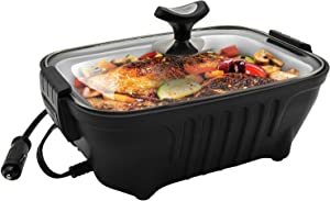 RoadPro 12-Volt Portable Roaster