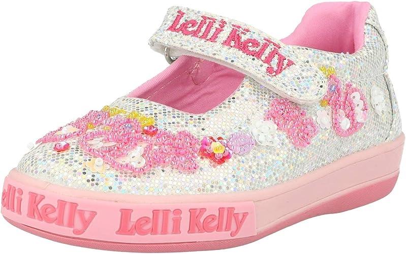 Lelli Kelly LK1074 (GH01) Leda Silver