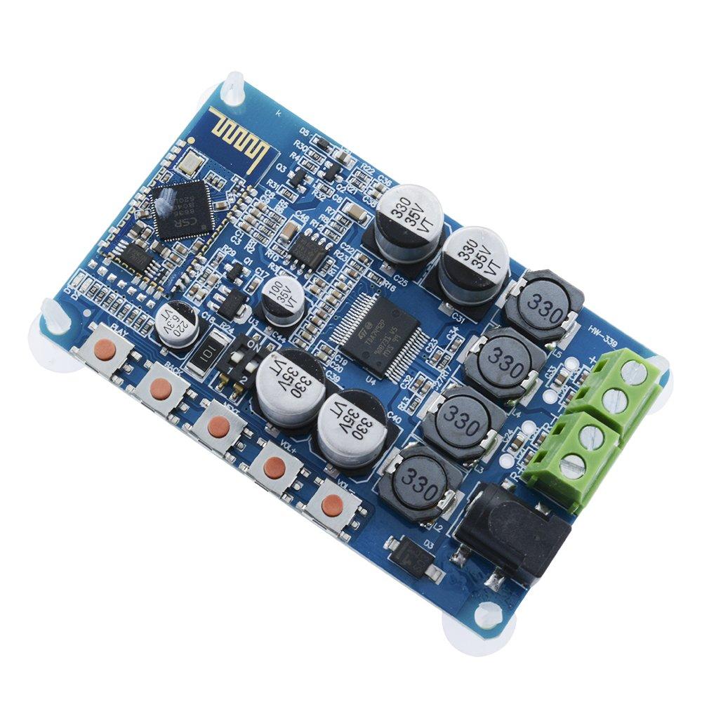 diymore Verstä rkermodul TDA7492P 50W + 50W Zweikanalverstä rker Wireless Digital Bluetooth 4.0 Audio Receiver Verstä rkerplatine DIY Modul D011827