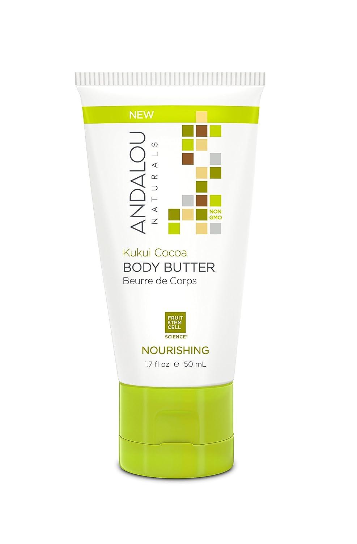 Andalou Naturals Kukui Cocoa Nourishing Body Butter, 1.7 fl. Oz. Manufacturer 90669