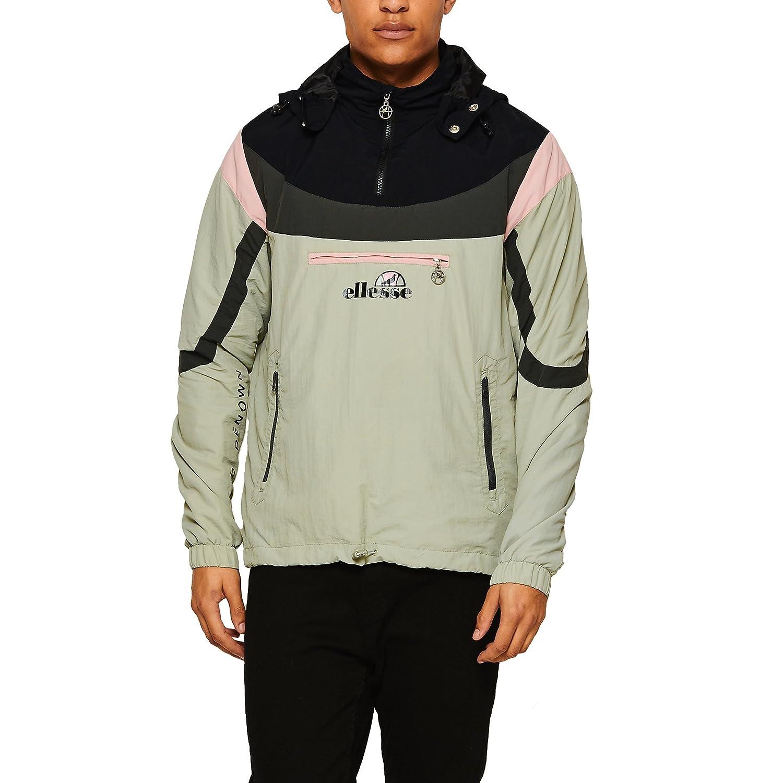 noir gris XXL Ellesse Heritage SHX05105 Sweat-Shirts Homme