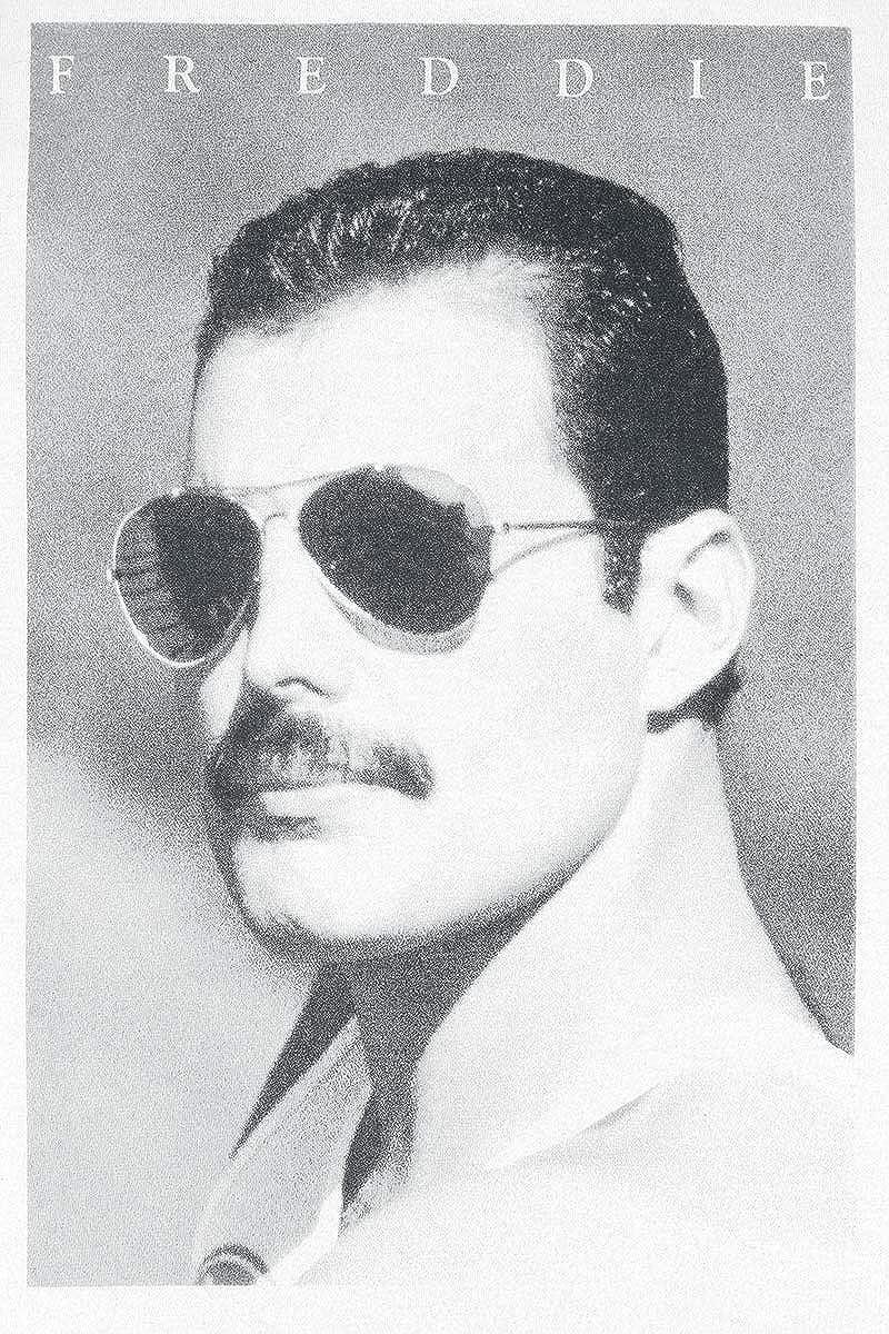Queen Freddie Mercury T-Shirt