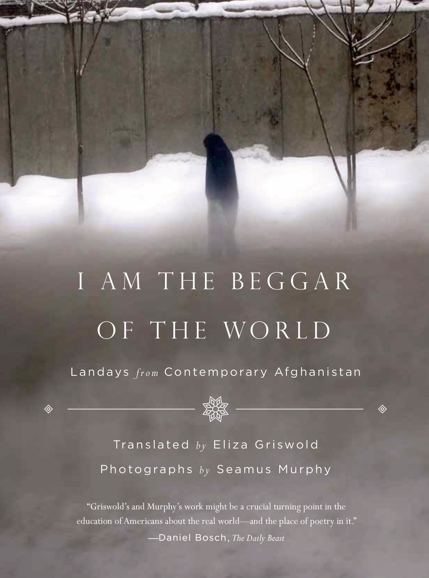 I Am The Beggar Of The World: Landays From Contemporary Afghanistan: Seamus  Murphy, Eliza Griswold: 9780374535186: Amazon: Books