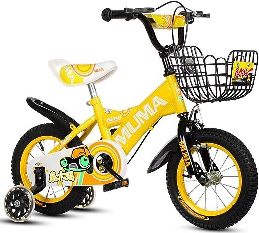 Bicicletas para niños Guo Shop 2-4-6 Años de Edad 6-7-8-9 Años de ...