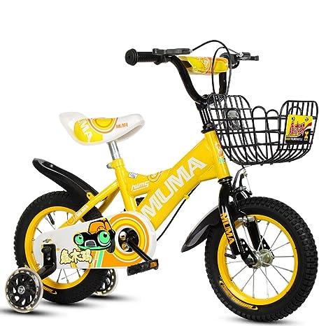 Bicicletas para niños Guo Shop 2-4-6 Años de Edad 6-7